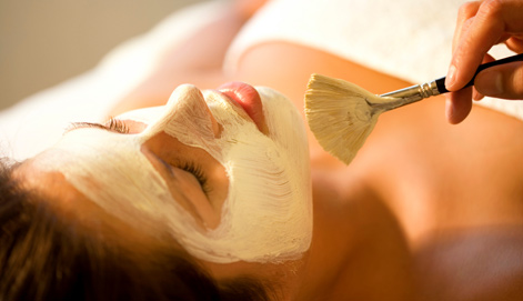 Get your Vitamins in a Facial Mask